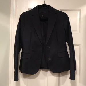 NWOT banana republic suit jacket blazer 4 NAVY